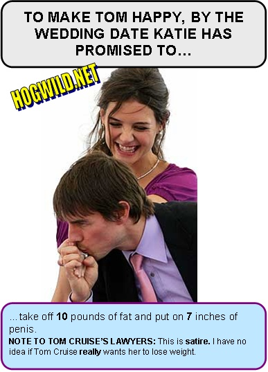 katie holmes wedding. Tom Cruise, Katie Holmes