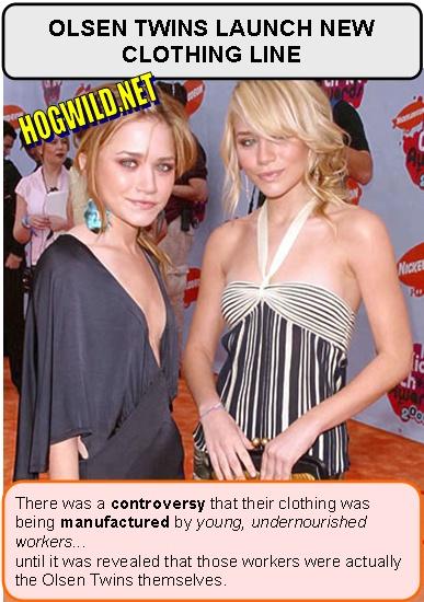 olsen twins fashion. olsen twins
