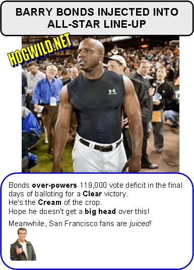 barry bonds head before and after. arry bonds steroids