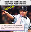 roger clemens steroids