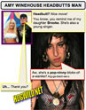funny myspace pictures: amy winehouse