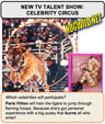 funny myspace pictures: celebrity circus