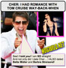 funny myspace pictures: tom cruise crazy cher