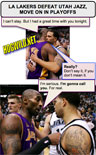 funny myspace pictures: nba playoffs