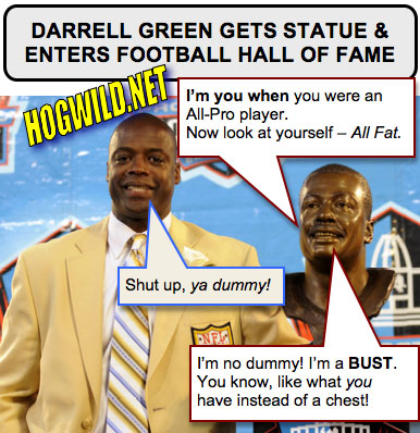 darrell green funny football pictures