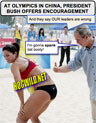 funny olympics pictures