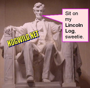 Abraham Lincoln Jokes: Was Abe Lincoln Gay? Jokes and Funny Pictures!