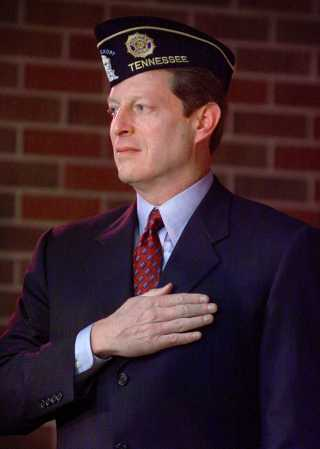 Al Gore's screen name is Long_Daddy9