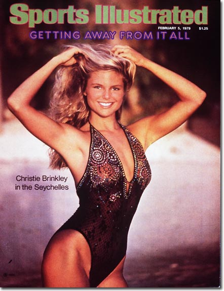Sports Illustrated Swimsuit Edition Christie Brinkley
