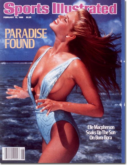 Sports Illustrated Swimsuit Edition Elle Macpherson