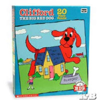 Clifford the big red dick