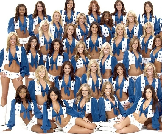 Cowboys Cheerleaders Photos
