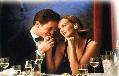 date romantic