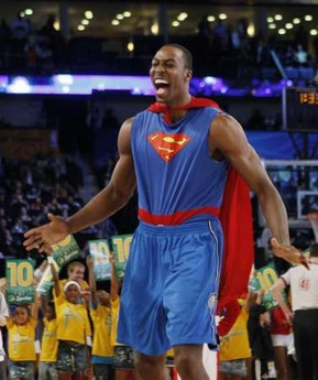 dwight howard to lakers superman