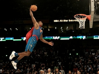 dwight howard superman dunk picture