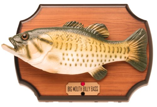 Stupid toys for adults for Talking fish toy