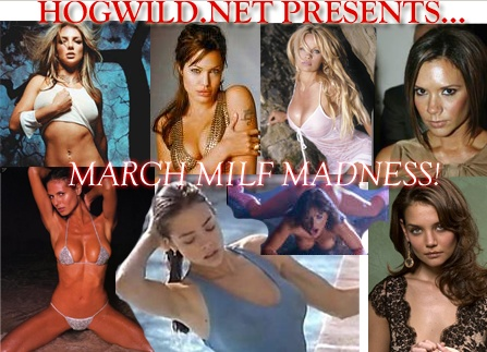 Milf march madness