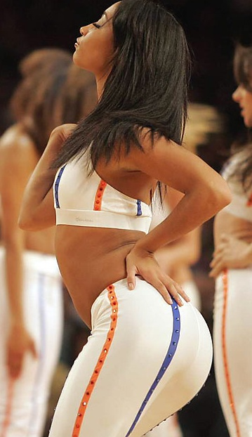 Knicks City Dancers: Whats New - The official site of
