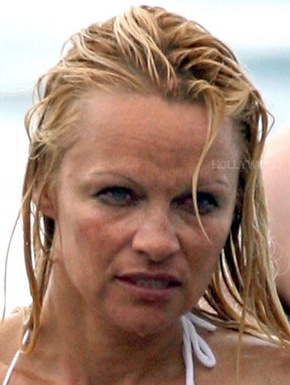 make-up vs. Pamela Anderson with make-up. Funny rants. Dirty Jokes
