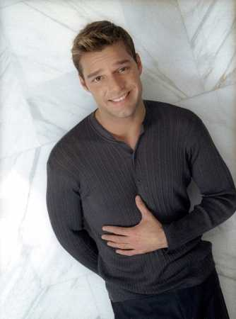 ricky.martin The Gay Comic Geek is here! That's right, Paul – the nerdiest, geekiest, ...